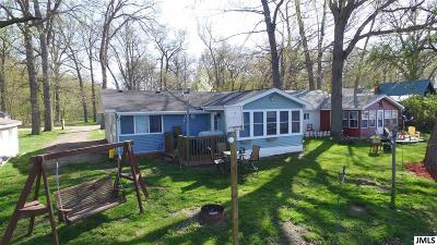 Munith Single Family Home Contingent - Financing: 215 Ready Ln