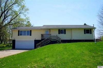 Albion Single Family Home Contingent - Financing: 27390 C Dr North