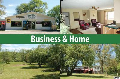 Single Family Home For Sale: 10591 E Chicago