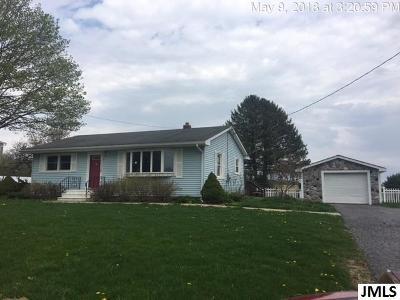 Rives Junction Single Family Home For Sale: 8301 Rives Junction Rd