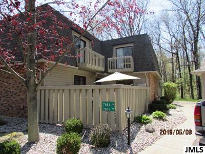 Jackson County Condo/Townhouse Contingent - Financing: 7053 McKay Dr
