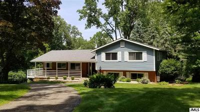 Single Family Home For Sale: 3418 Vrooman Rd
