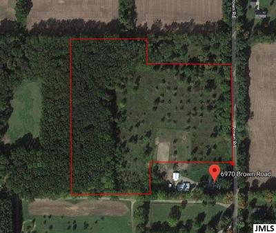 Residential Lots & Land For Sale: Vl Brown Rd