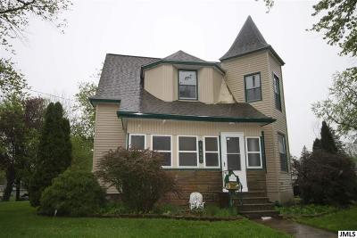 Single Family Home Contingent - Financing: 1403 Mound