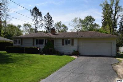 Jackson Single Family Home Contingent - Financing: 231 Birdsell