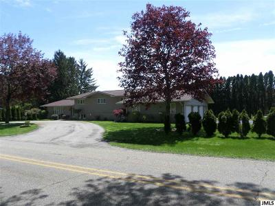 Single Family Home For Sale: 1739 Probert Rd