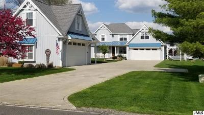 Jackson MI Single Family Home For Sale: $895,000