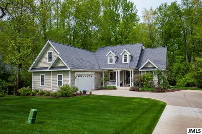 Jackson Single Family Home Contingent - Financing: 1824 Wandering Creek Dr
