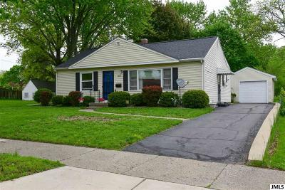 Jackson Single Family Home For Sale: 1005 S Durand St