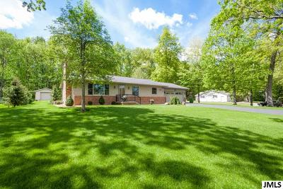 Single Family Home For Sale: 10110 Resort