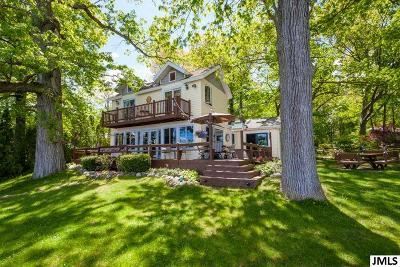 Clarklake Single Family Home Contingent - Financing: 1800 Eagle Pt Dr