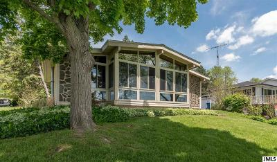 Single Family Home Contingent - Financing: 11661 S Lakeside Dr