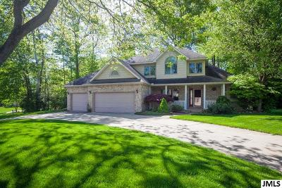 Jackson Single Family Home Contingent - Financing: 5283 Thames Ct