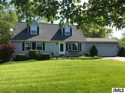 Pleasant Lake Single Family Home Contingent - Financing: 4544 Leeward