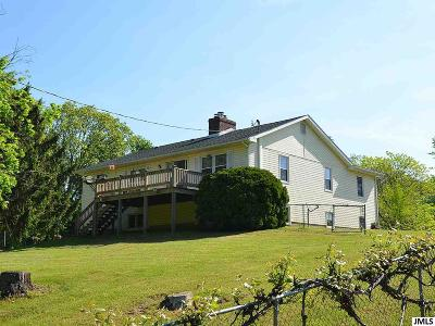 Albion Single Family Home Contingent: 5038 Hicks