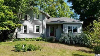 Clarklake Single Family Home Contingent: 1362 W Liberty Rd