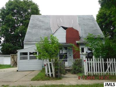 Jackson Single Family Home For Sale: 134 W Euclid Ave