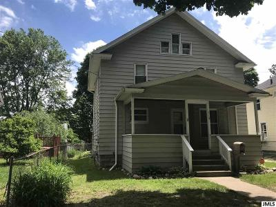 Single Family Home Contingent - Financing: 715 Seymour Ave