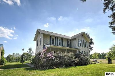 Springport Single Family Home Contingent - Financing: 10551 Pope Church Rd
