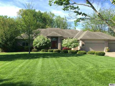 Jackson Single Family Home Contingent - Financing: 6125 Riverview Dr