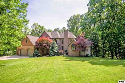 Single Family Home For Sale: 5135 Stone Oak