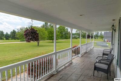 Stockbridge Single Family Home For Sale: 200 Erica Lane