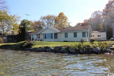 Clarklake Single Family Home For Sale: 2188 Sunset Park