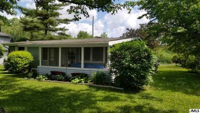 Brooklyn Single Family Home Contingent - Financing: 130 E Shore Dr