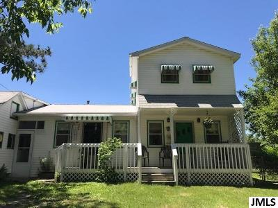 Brooklyn Single Family Home For Sale: 190 Wamplers Lake Rd