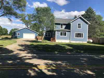 Albion Single Family Home For Sale: 5022 Eaton Rapids Rd