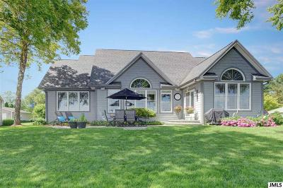 Jackson Single Family Home Contingent - Financing: 399 Lakeside Dr