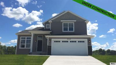 Single Family Home For Sale: 5190 Grand River Circle