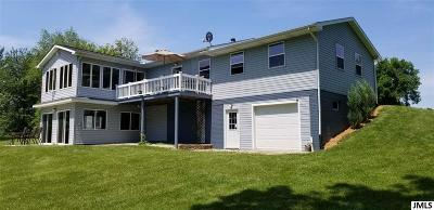 Manitou Beach MI Single Family Home For Sale: $224,900