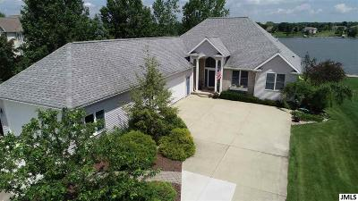 Single Family Home For Sale: 8597 Odowling