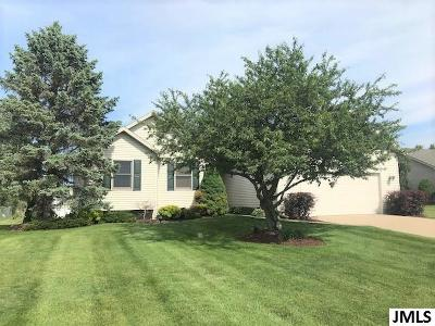Jackson Single Family Home Contingent - Financing: 4935 Ledgerock