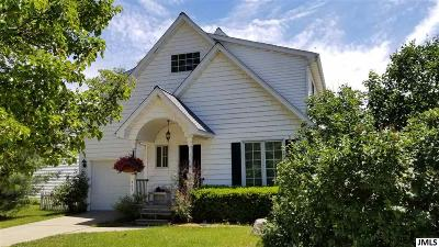 Michigan Center Single Family Home For Sale: 463 Washington Dr