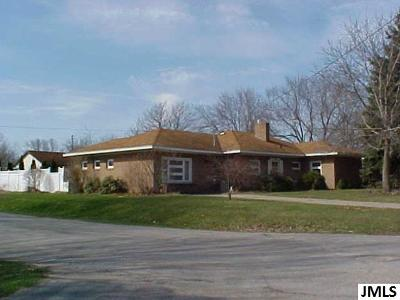 Michigan Center Single Family Home Contingent - Financing: 4225 Gale Rd