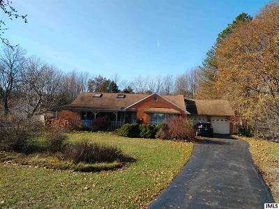 Jackson Single Family Home For Sale: 4200 Lansing
