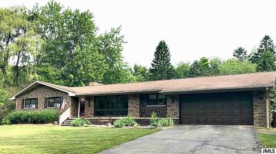 Jackson Single Family Home Contingent - Financing: 3310 W Morrell St