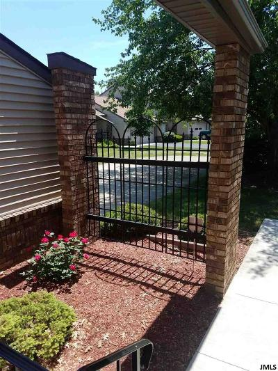 Jackson Condo/Townhouse Contingent - Financing: 2842 Wood Dale