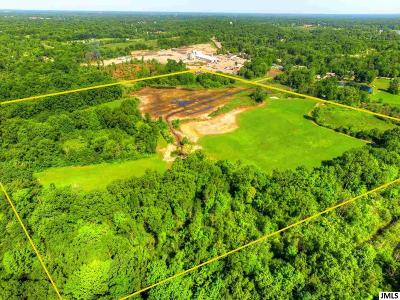 Jackson County Commercial Lots & Land For Sale: V/L E Michigan Ave