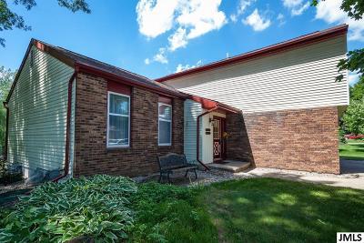 Jackson Single Family Home For Sale: 4120 Kenzie Blvd