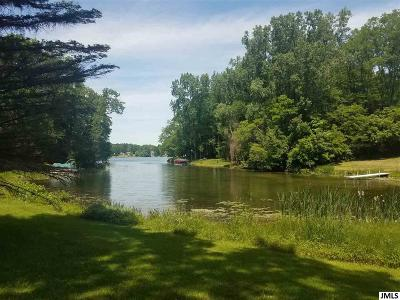 Jackson County Residential Lots & Land For Sale: Lot 296 And 297 Eastshore Dr