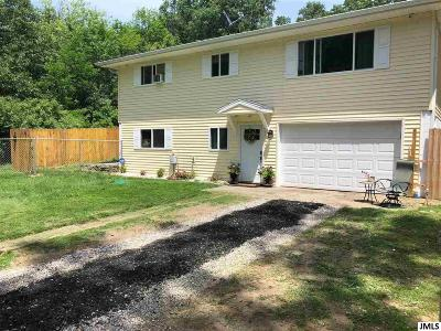 Brooklyn MI Single Family Home For Sale: $159,900