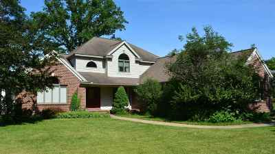 Jackson Single Family Home For Sale: 3890 Nelson Dr