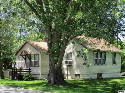 Michigan Center Single Family Home For Sale: 4916 Page Ave
