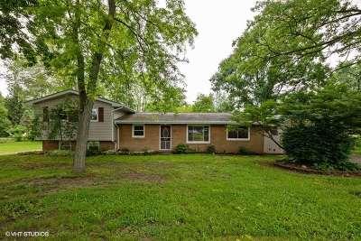 Jackson MI Single Family Home For Sale: $169,900