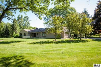 Parma Single Family Home For Sale: 3711 N Parma Rd