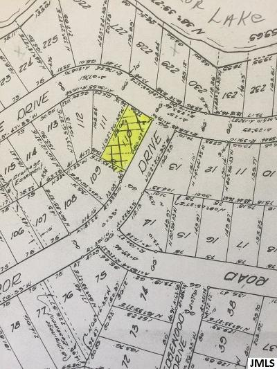 Jackson County Residential Lots & Land For Sale: Lot 110 Westshore Dr