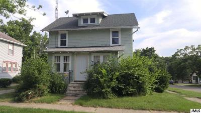 Jackson Single Family Home For Sale: 146 W Euclid Ave